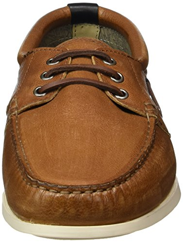 Boss Orange Nydeck_mocc_ltws 10197206 01, Mocassins Homme Marron (Medium Brown 217)