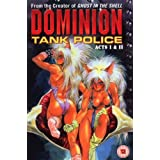 Dominion Tank Police - Acts 1 And 2 [DVD] by K?ichi Mashimo
