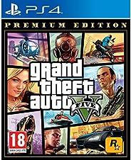Grand Theft Auto 5 (GTA V) - Premium Edition - PS4 (PS4)