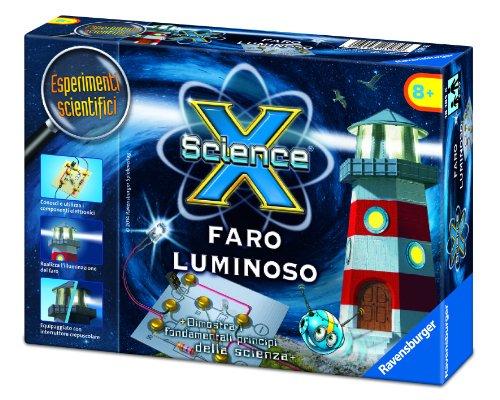 Newsbenessere.com 51lCmJWMRbL Ravensburger 18185 8 - Faro Luminoso, Science X