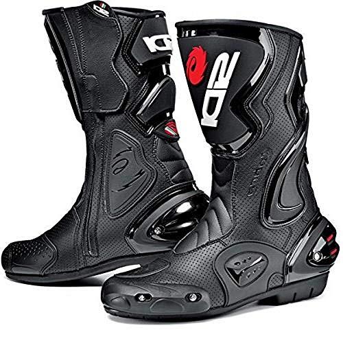 VCOBRAFDX NENE - Sidi Cobra Motorcycle Boots 44 Black (UK 9.5)