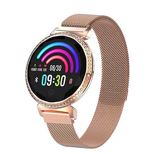 Smartwatch Impermeable Reloj Inteligente Elegante