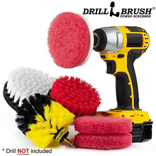 Hand Tools Nice 1pcs 3.5 Inch Electric Drill Brush Plastic Round Cleaning Brush For Carpet Glass Car Tires Nylon Brushes Power Scrubber Drill Dependable Performance Tools