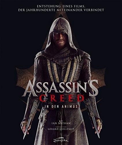 Kostüm Creed Cosplay Assassin's Unity - Assassin's Creed - In den Animus: Entstehung eines Films, der Jahrhunderte miteinander verbindet