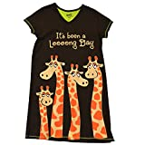 Best Lazy One Footies - Lazy One It's Been a Loooong Day Giraffe Review