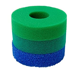 pisces replacement bioforce 4500 foam (post 2002) Pisces Replacement Bioforce 4500 Foam (post 2002) 51lCpsDCXGL
