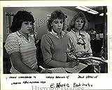 Vintage Photos 1985Press Photo Parkrose High School–Orb42723