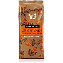 Marca Amazon - Happy Belly Almendras enteras, 500 g