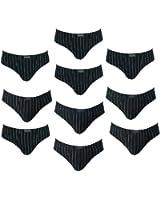 4er/10er Pack Slips für Herren von COOL24 - cooles sportliches Design - HOMBRE - Markenqualität aus Microfaser zum Bestpreis