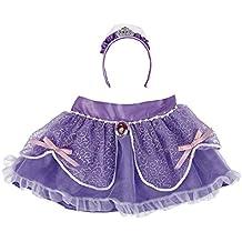 Princesas Disney - Tutú y tiara, diseño Princesa Sofía (Cefa Toys 88265)