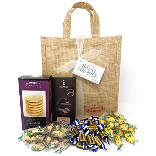 Sugar Free Hamper Bag - Sweets, ...