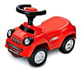 #7: Toyshine Jeep Model Rider Ride-on Toy with Music, 1.5-3 Years, Assorted