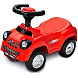 Toyshine Jeep Model Rider Ride-on Toy with Music, 1.5-3 Years, Assorted