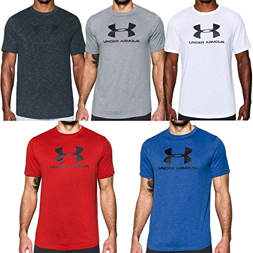 Under Armour Sportstyle Branded Training T-Shirt - SS17
