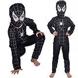 Kuhu Creations Spiderman Black Costume F...