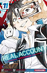 Real Account Edition simple Tome 11