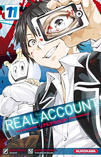 Real Account - tome 11 (11)