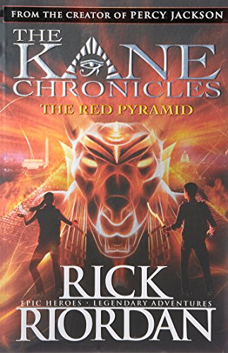 The Red Pyramid (The Kane Chronicles Book 1) Cover Image