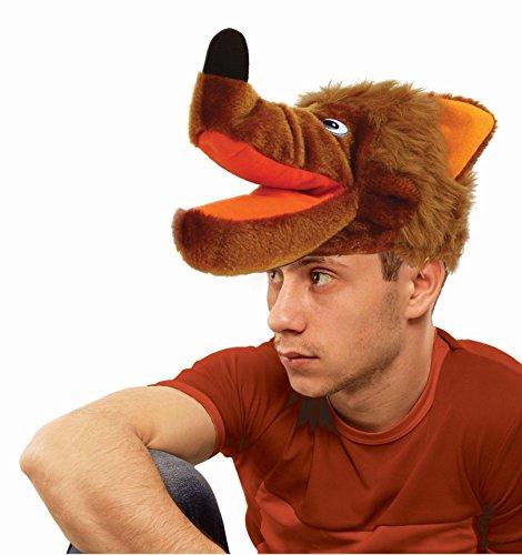 - (Wolf Helm Kostüm)