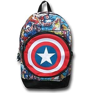 Marvel Captain America Eject Sac à Dos