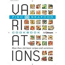 Variations - Fish & Seafood (Variations Cookbook)