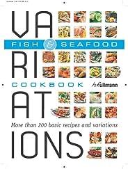 Variations Cookbook: Fish & Sea