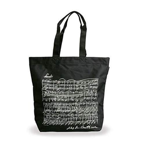 Vienna World: Shopper - Beethoven (Black)