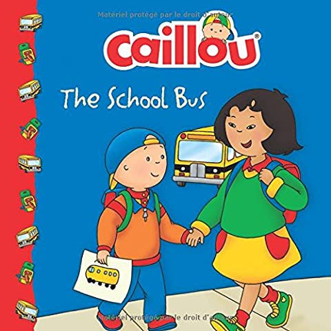 Caillou The School Bus
