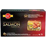 Golden Prize Wild Alaskan Pink Salmon Fillet in Oil, 115g