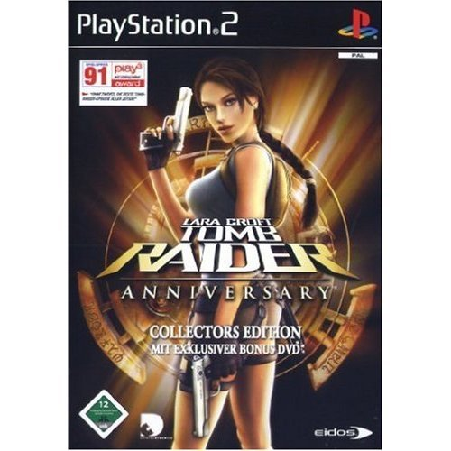 Lara Croft - Tomb Raider Anniversary - Collectors Edition