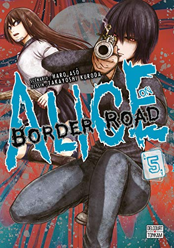 Alice on Border Road Edition simple Tome 5