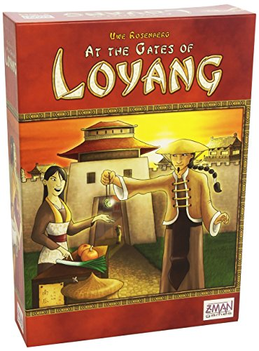 Preisvergleich Produktbild Z-Man Games 7045 - Gates of Loyang