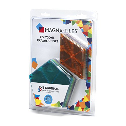 Magna-Tiles 15718 Polygons 8 Stücke/Packung