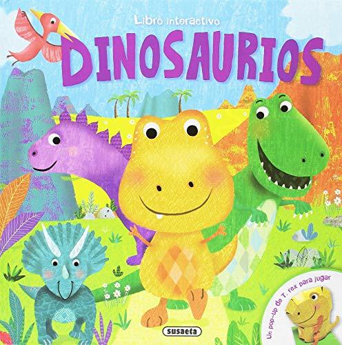 Dinosaurios (Libro interactivo) por Susaeta Ediciones S A