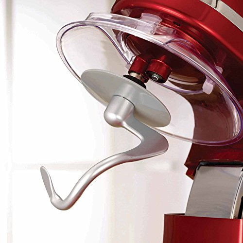 Morphy Richards Evoke Stand Mixer 400019 Red, 800 W, 5 Liters