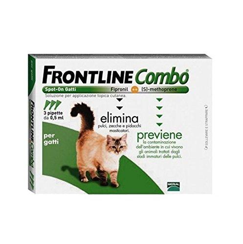 frontline-combo-gatto-o-furetto-3-pipette-antiparassitario-soluzione-spot-on-per-gatti-o-furetti-con
