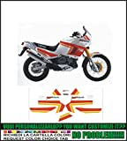 Kit adesivi decal stikers yamaha supertenere 50° anniversary 1989 (ability to customize the colors)