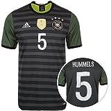 adidas DFB Trikot Away Hummels EM 2016 Herren S - 46