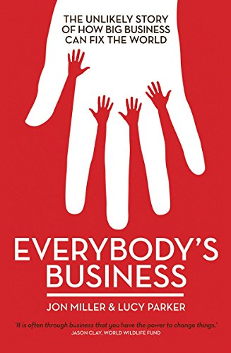 Everybody's Business by Jon Miller (10-Oct-2013) Hardcover