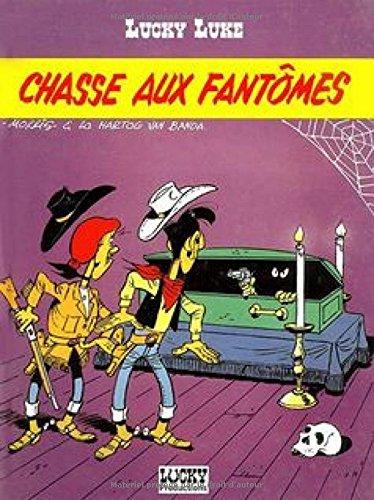 Lucky Luke - tome 30 - Chasse aux fantômes (La)