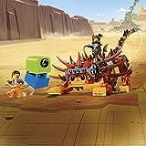 LEGO MOVIE 2 - Ultrakatty et la guerrière Lucy ! - 70827 - Jeu...