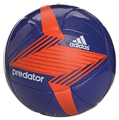 adidas unisex Predator Glider football  Unisex  Fu  ball Predator Glider  Night Flash S15 Solar Red Red White
