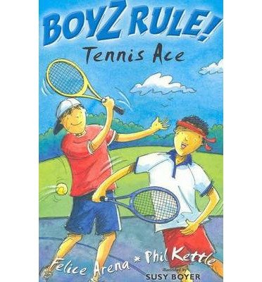 [ BOYZ RULE 16: TENNIS ACE BY KETTLE, PHIL](AUTHOR)PAPERBACK