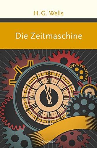 Buchseite und Rezensionen zu 'Die Zeitmaschine' von Herbert George Wells