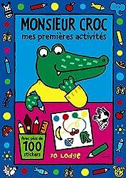 Cherche et joue Monsieur Croc