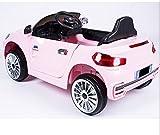 ATAA CARS X5 Berlina 12v Style Mando Remoto - Rosa