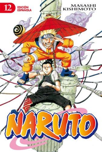 Naruto nº 12/72 (EDT) por Masashi Kishimoto