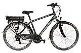 Telefunken E-Bike Herren Elektrofahrrad Alu 28 Zoll mit 21-Gang Shimano Altus...