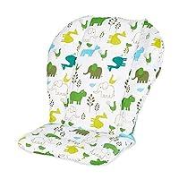 Baby Kids Children High Chair Cushion Cover Booster Mats Pads Feeding Chair Cushion Stroller Seat Cushion Baby Pram Cushion