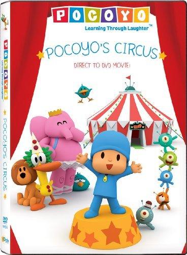 Pocoyo: Pocoyo Circus by Stephen Fry